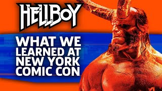 Hellboy   What We Learned About The New Movie & Trailer Description