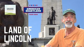 Ep. 164: Land oḟ Lincoln   Illinois travel RV camping