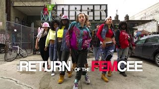 The Return of the Femcee - BOSS Dance Company