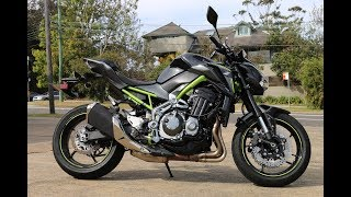 Kawasaki Z900 Test Ride | Fast, Smooth, and Tonnes of Grunt!