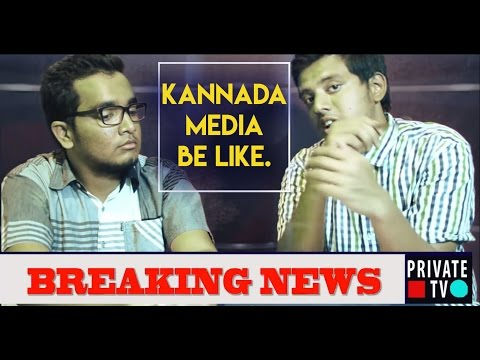 Kannada Media Be Like - Sha**a is the new COOL!