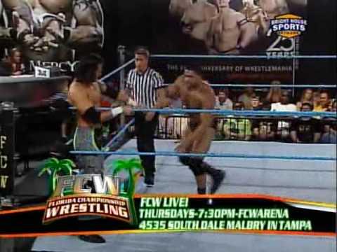 FCW 060909 Part 46: Dawson Alexander vs. Trent Beretta