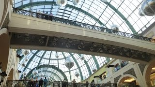Dubai Mall und Mall of the Emirates