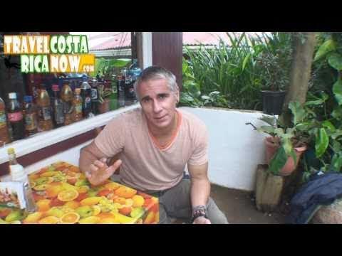 Monteverde  Costa Rica- Eating Options
