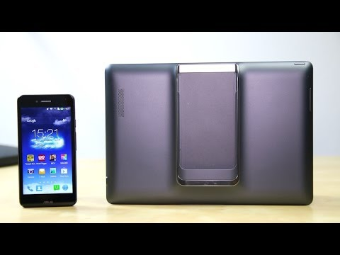 Review: ASUS New PadFone A86 (Deutsch) | SwagTab