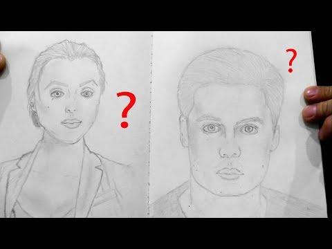 VLOG Кого нарисовала Настя?