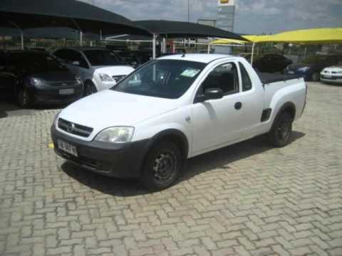 2006 Opel Corsa Utility 1 7dti Auto For Sale On Auto Trader South