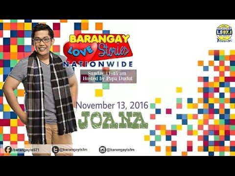 [FULL] Papa Dudut Barangay Love Stories KWENTO NI JOANA November 13, 2016