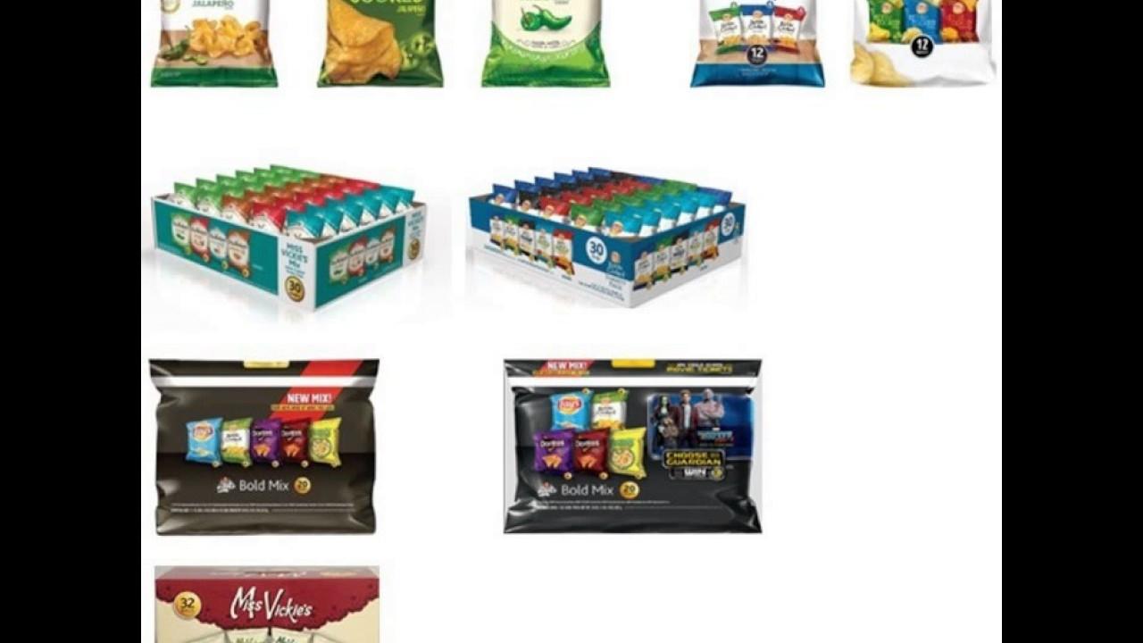 Frito-Lay recalls various potato chips products