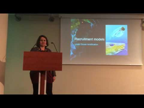 Socio-economic impacts of ocean acidification and warming on Barents Sea Cod - Martina h. Stiasny