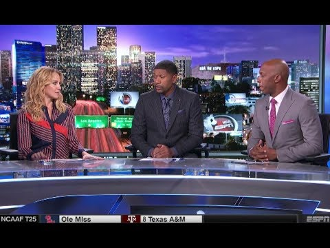 Is Everybody Too Excited About The New-Look Cavs?   NBA Countdown   Feb 14, 2018