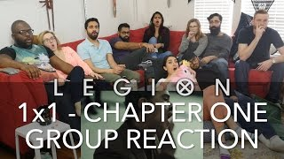legion 1x1 chapter one group reaction
