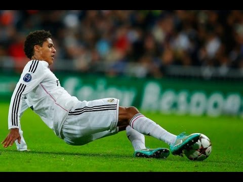 Raphaël Varane Crazy Defensive Skills \u0026 Speed 2014/15 HD