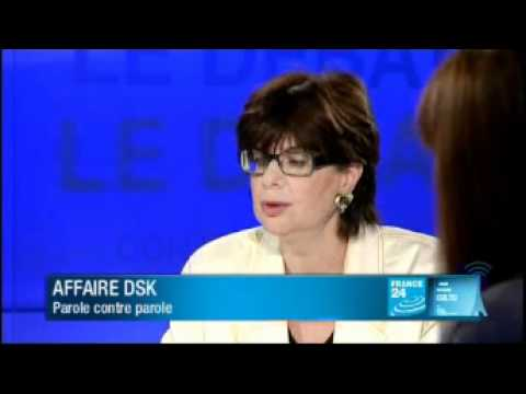 Affaire DSK  parole contre parole - FRANCE 24 - Partie 2.flv