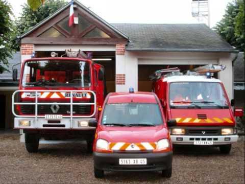 Les camions de pompiers youtube - Image camion pompier ...