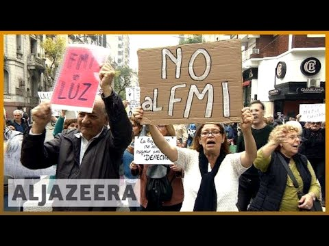 🇦🇷 Argentina seeks IMF loan to help 'avoid crisis' as peso slides | Al Jazeera English