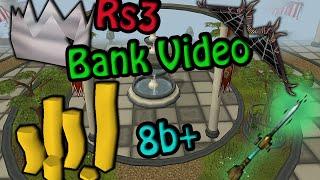 Runescape - Full Bank Video l 8B+
