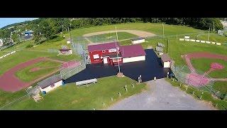 Parkhurst Field Gloversville Ny Flyover