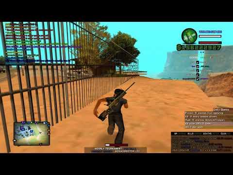 [ GTA:San Andreas MultiPlayer ] MW3:SAMP - GamePlay #27