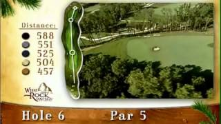 Wild Rock Golf Course Layout (All 18 Holes)