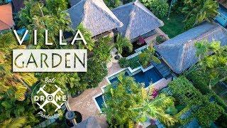 Villa Garden - Sanur, Bali - 4k