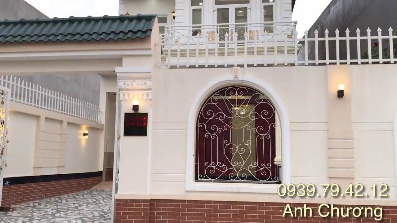 [Đã bán!]Bán biệt thự vườn Hóc Môn 9x20m mái ngói Đẹp Tuyệt Vời!
