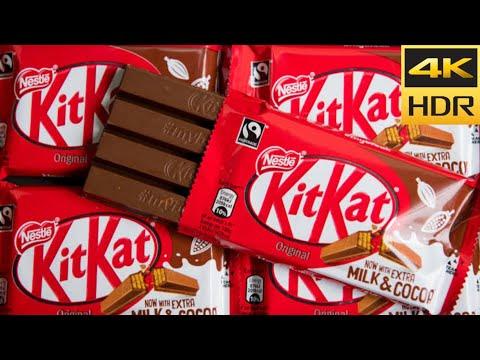 nestle-kitkat-chocolate-bar-🍫-4k-60-fps