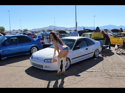Import Face-Off 2017 /Car Show , Tucson, Az ! (Shot by @Vladimir300Films)