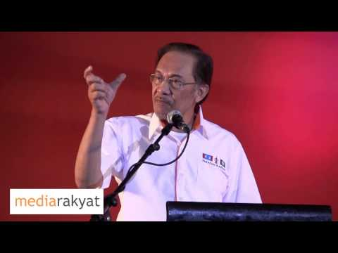 Video Ucapan Pemimpin Tertinggi Pakatan Pilihan Rakyat
