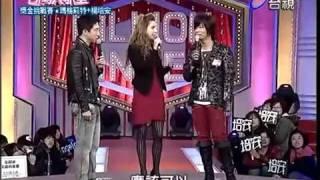 百萬大歌星 2011-01-29  张韶涵 part 1