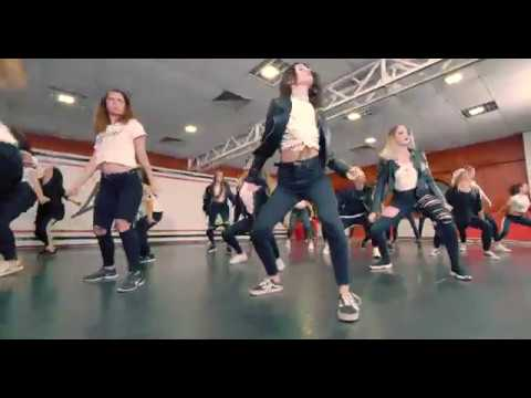David Guetta feat Sia - Flames  choreography by adamnemethaf1  AForce1