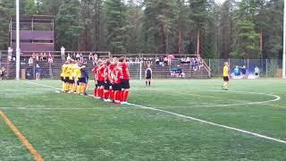 FC Raahe vs Rakvere JK Tarvas