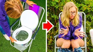 32 CAMPING HACKS THAT ARE TRULY GENIUS