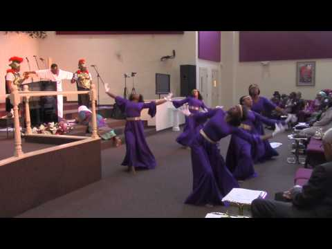 RCCG FPC Dance-Drama You Paid it All - Wess Morgan