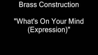 Brass Construction - What