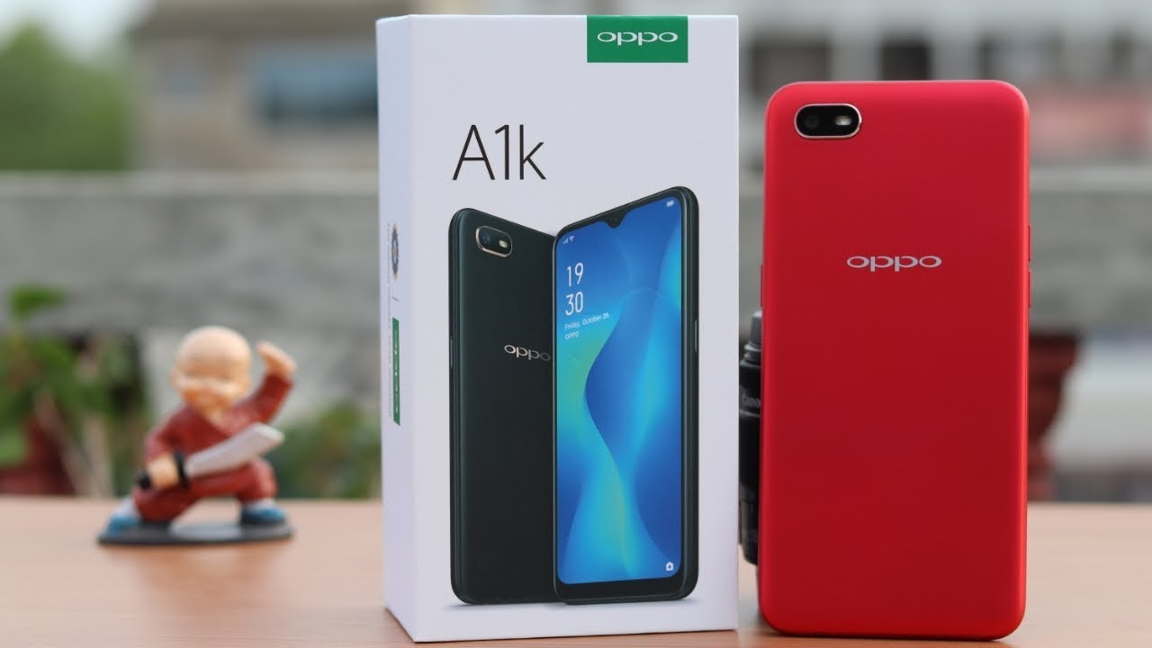 Oppo A1k Unboxing & First Impressions | Oppo A1k Camera Review