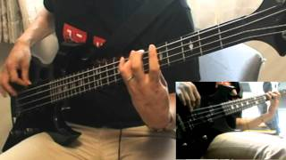 Dread And The Fugitive Mind/Megadeth bass cover