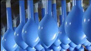 Luftballon Herstellung:  «Die Sendung mit der Maus» Herstellung von Ballonen