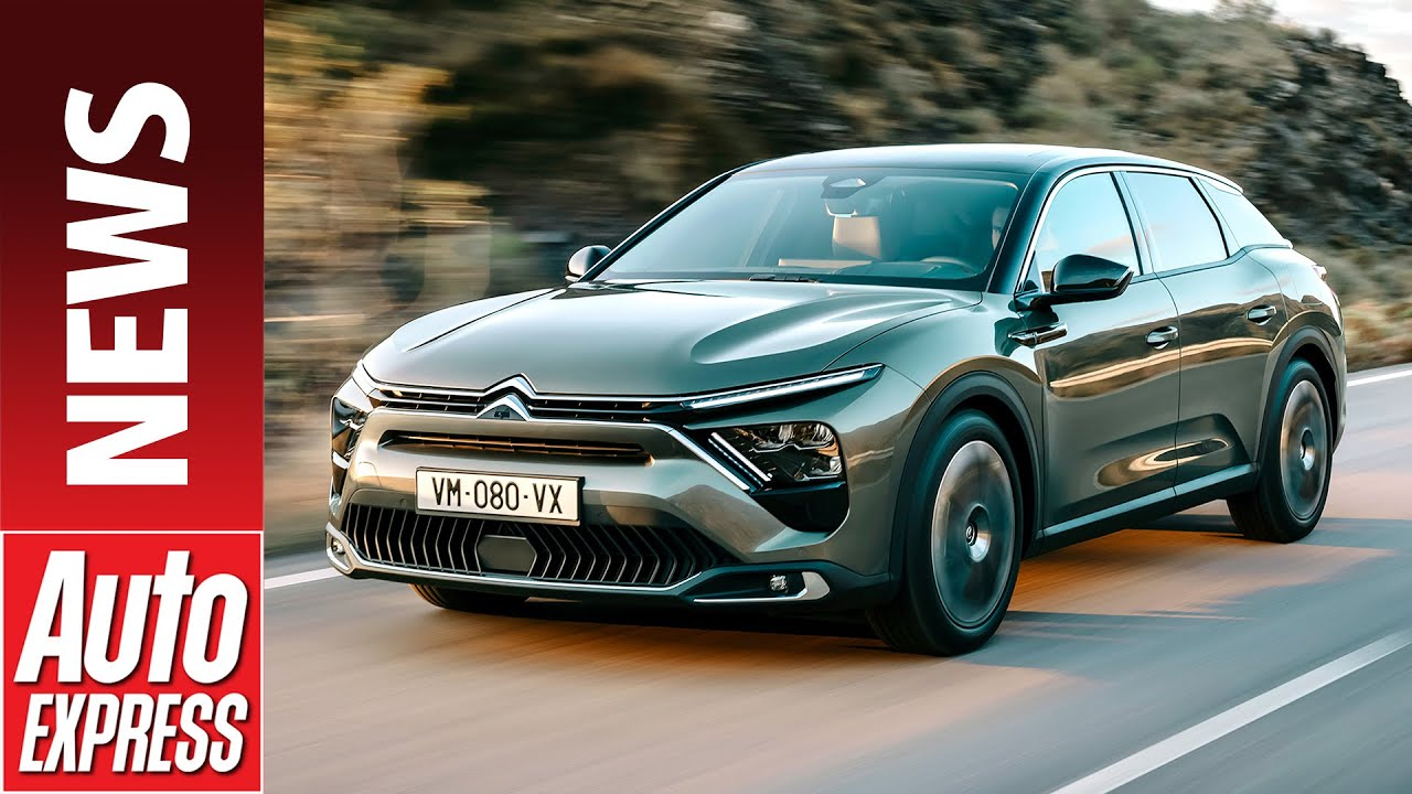 Citroen C5 X first look: could this be the most comfortable car ever built?