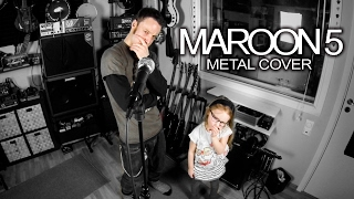 Maroon 5 - This Love (metal cover by Leo Moracchioli)