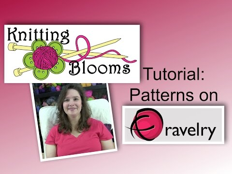 Finding Patterns on Ravelry - Tutorial - Knitting Blooms
