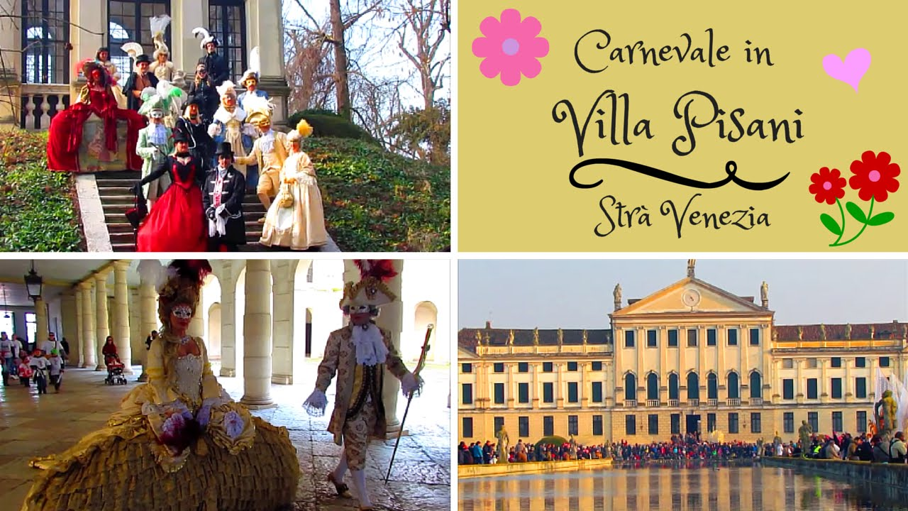 Carnevale In Villa A Stra