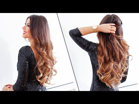 5 Minute Holiday Waves | Luxy Hair