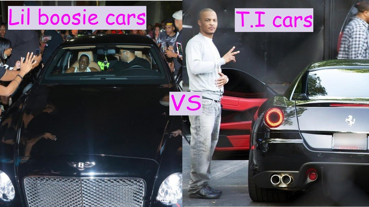 Lil Boosie Cars Vs T I 2018