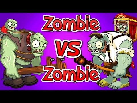 Plants vs. Zombies 2 Gameplay Zombies vs Zombies 2