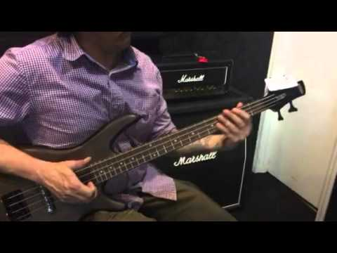 Gsrm20b Ibanez bass guitars