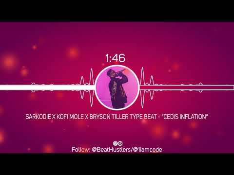 "FREE] Sarkodie X Kofi Mole X Bryson Tiller Type Beat 2019 ""Cedis"