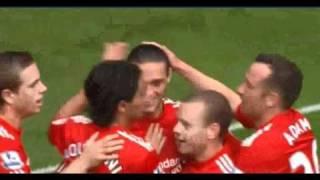 Andy Carroll Goal : Valencia