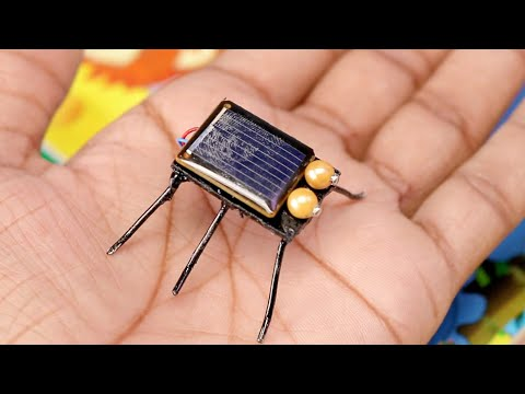 2 Awesome ideas from Mini Solar Panel