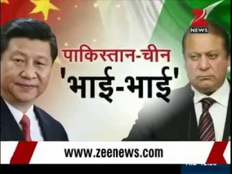 Indian media crying on china pakistan army force power best